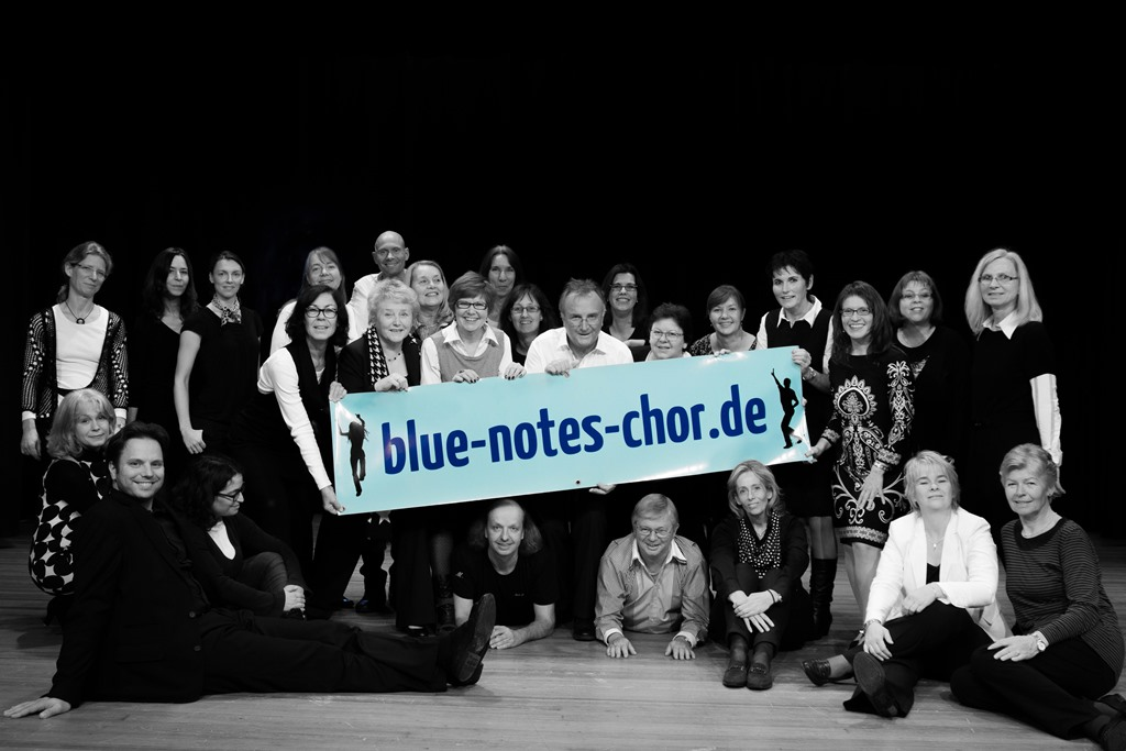 Blue Notes Chor