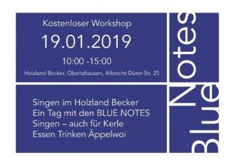 Workshop BN 2019 Vorne