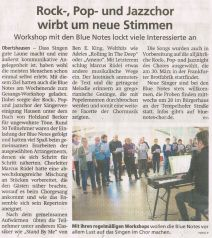 Offenbach Post vom 22. Januar 2019