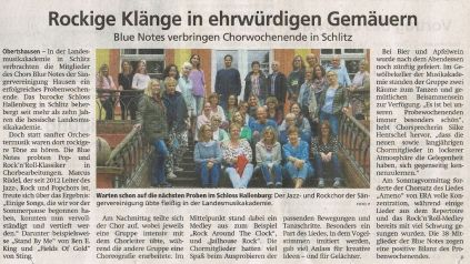 Offenbach Post vom 19. September 2019